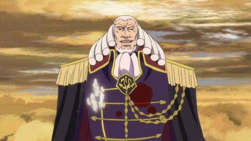 Charles Zi Britannia + Karakter Anime Ayah