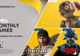 Daftar Game Gratis Playstation Plus April 2021