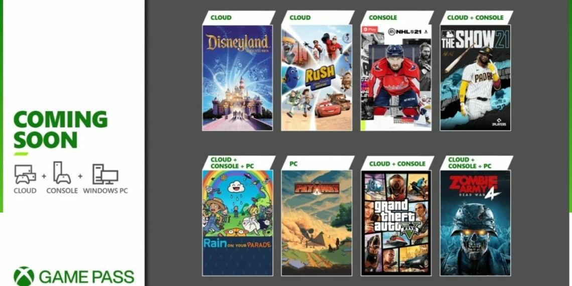 Gta V Bakal Hadir Di Xbox Game Pass Minggu Ini