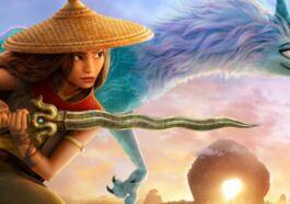 Aspek Indonesia banget Raya And The Last Dragon