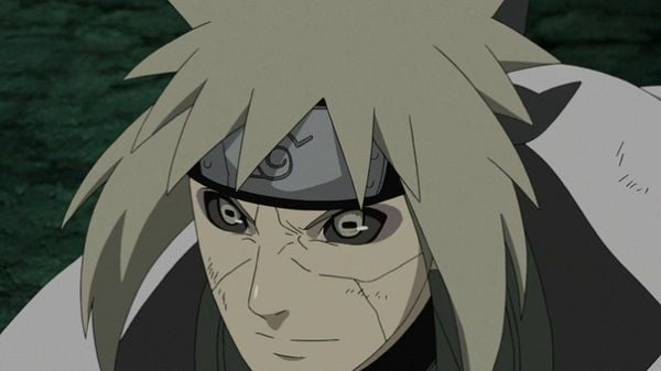Minato Namikaze + Ninja Yang Bisa Sage Mode