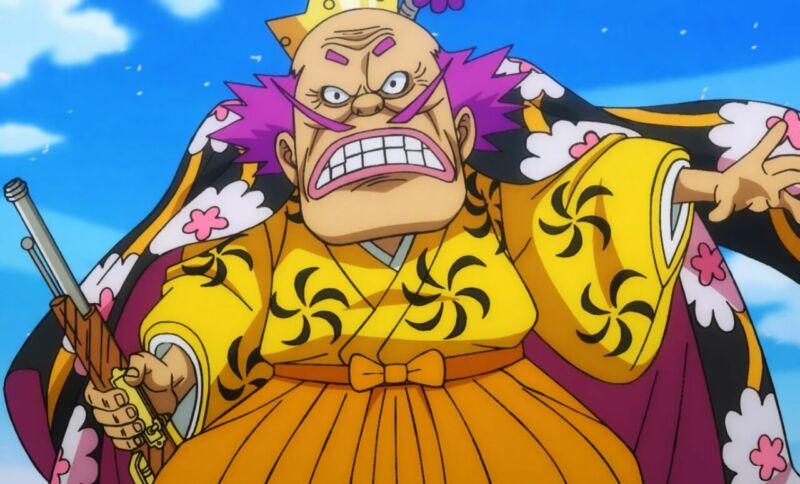 Orochi + Karakter One Piece Yang Dikira Sudah Mati