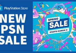 Playstation Spring Sale 2021