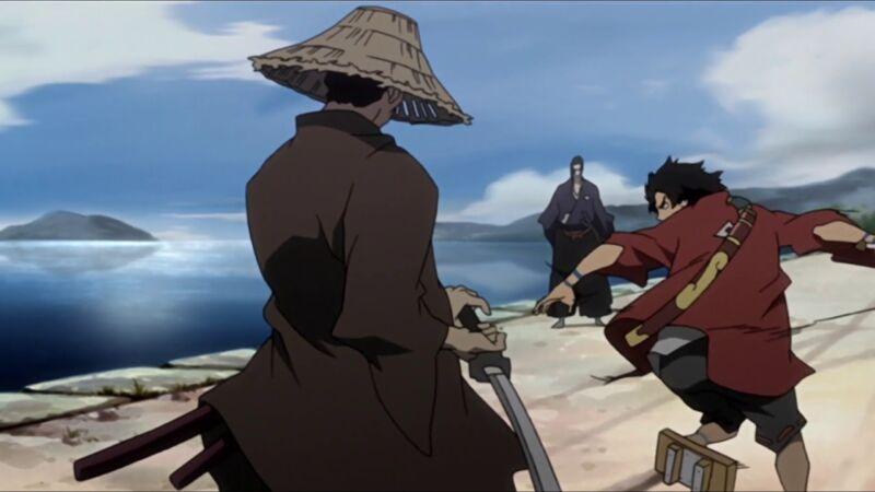 Samurai Champloo + Rekomendasi Anime Historical Terbaik