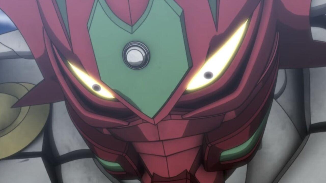 Serial Anime Getter Robo Arc Telah Memperlihatkan Pv Barunya