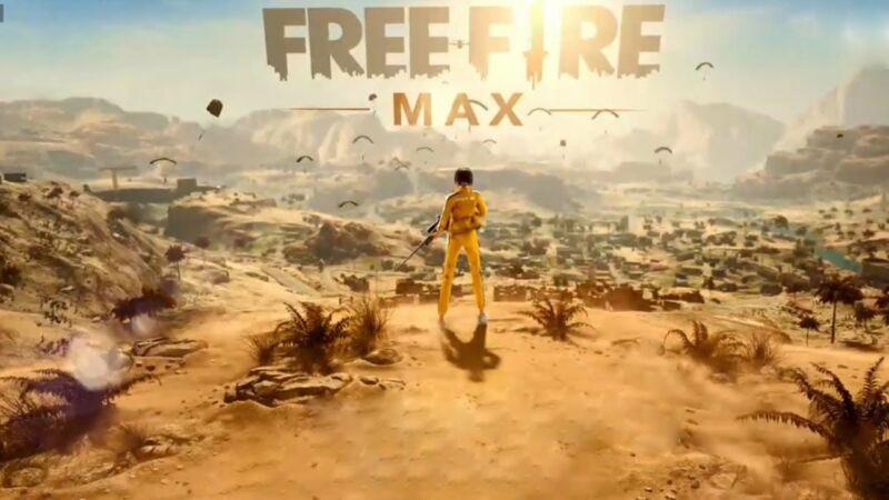 Spesifikasi Hp Free Fire Max