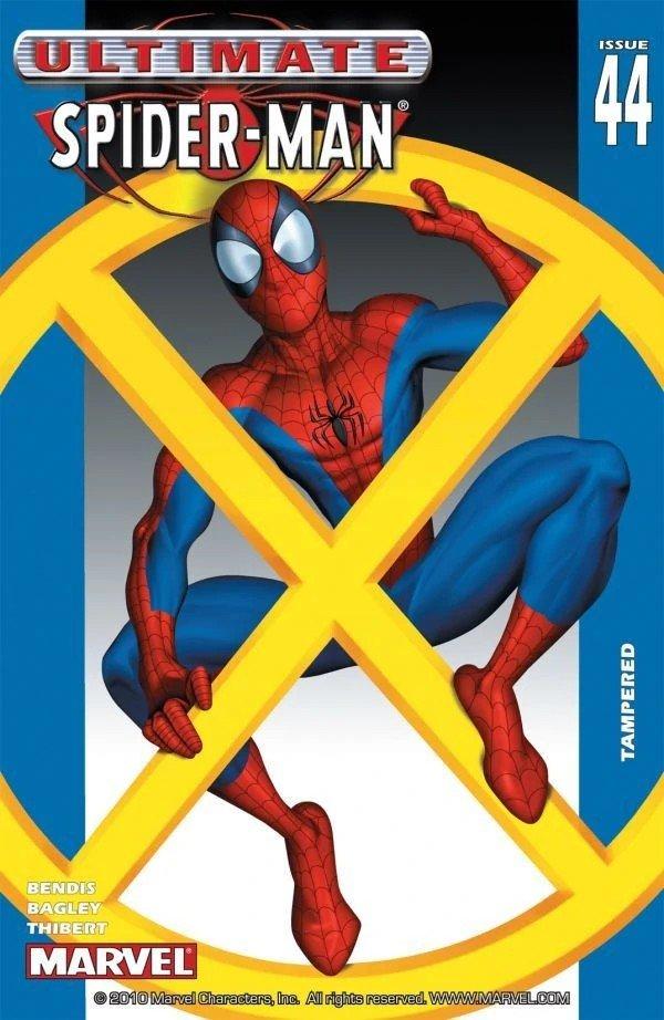 storyline komik X-Men MCU