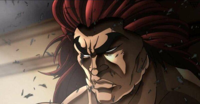 Yujiro Hanma + Karakter Anime Ayah
