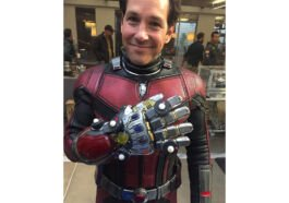 Ant Man Infinity Gauntlet