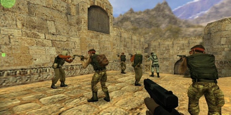 Game FPS Warnet