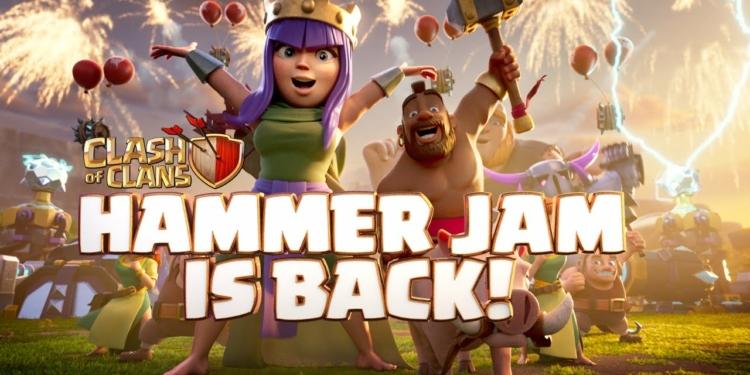Hammer Jam Coc