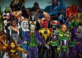 villain DC terkuat dan berbahaya