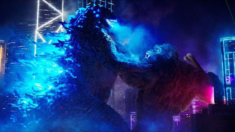 sekuel Godzilla vs kong