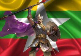 arti Lee Myanmar
