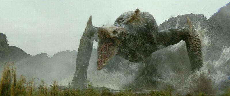 Skullcrawler Godzilla Vs Kong