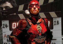 The Flash Mulai Produksi