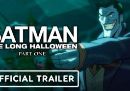 Trailer Batman The Long Halloween