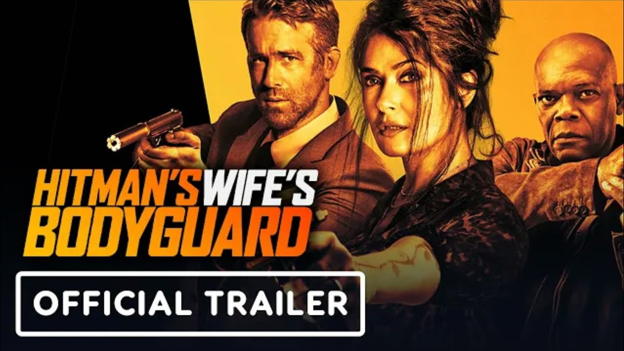 Trailer Hitman's Wife's Bodyguard