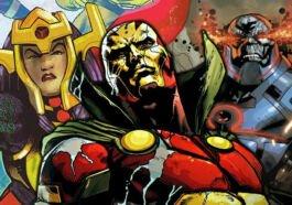 Warner Bros Batalkan New Gods