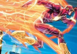 Speedster The flash