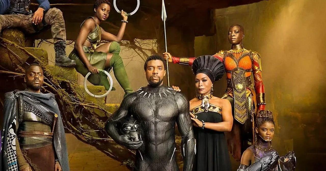 Seri spin-off Black Panther