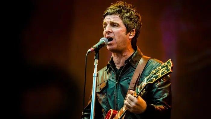 Noel Gallagher wonderwall