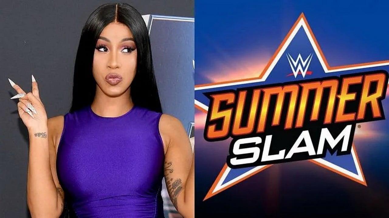 Cardi B host WWE Summerslam
