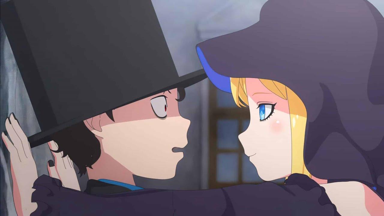 Akhirnya Anime Shinigami Bocchan To Kuro Maid Mengungkap Jadwal Tayangnya