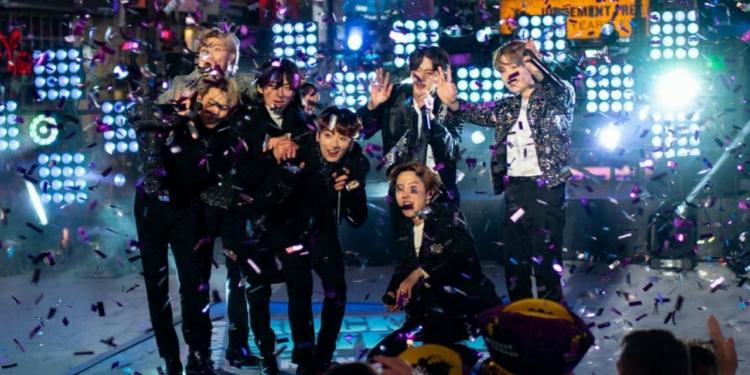 BTS Guinness World Records