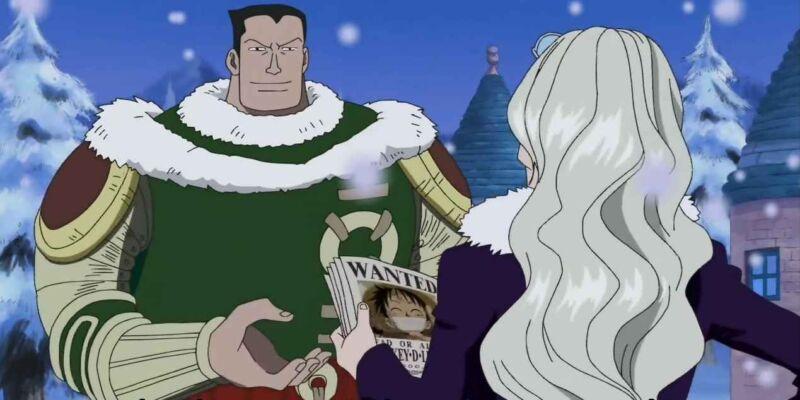 Dalton + Raja One Piece