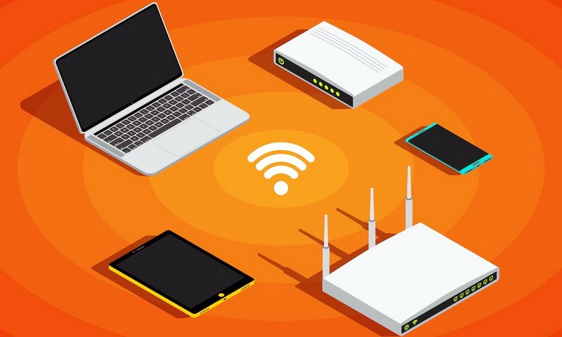 Do You Have Too Many Devices On Your Wireless Router