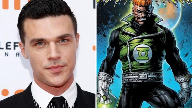 Finn Wittrock Green Lantern 4