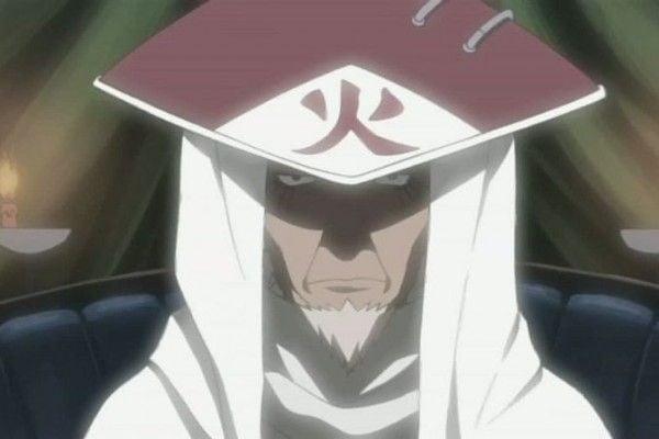 Hiruzen Sarutobi + Ninja Terpintar di Naruto
