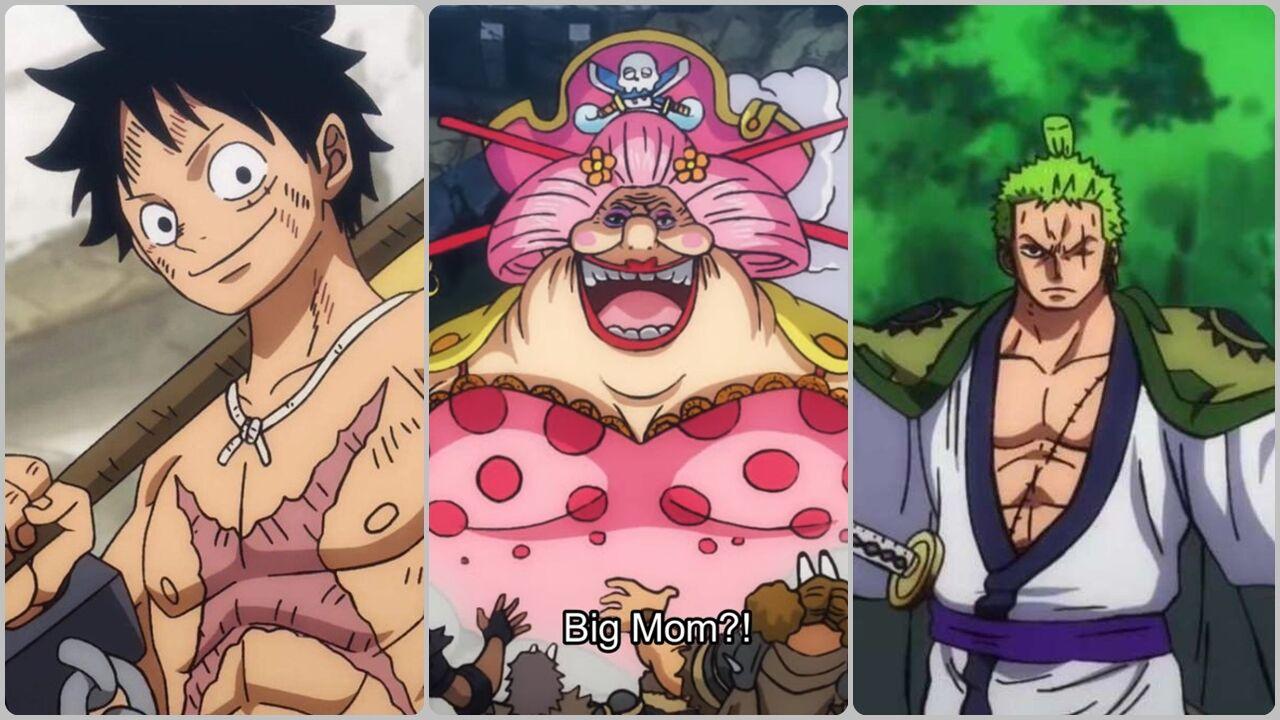 Inilah Karakter One Piece Yang Mungkin Akan Mengalahkan Kaido Di Onigashima