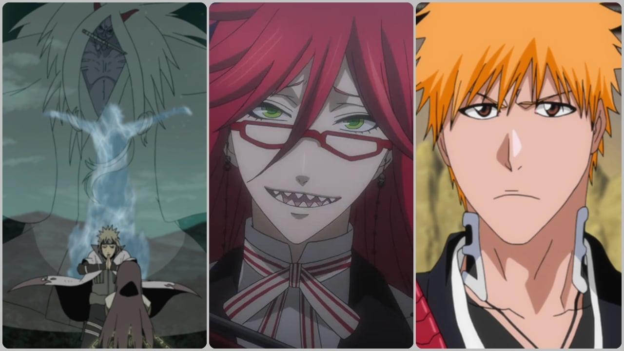 Inilah Karakter Shinigami Paling Populer Di Anime