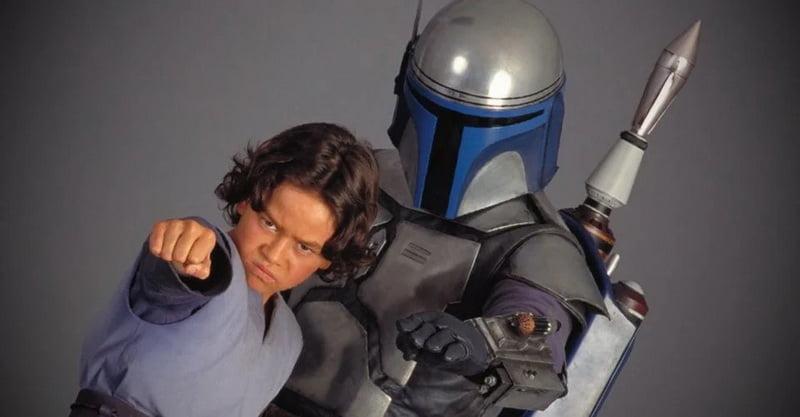 Jango And Boba Fett Star Wars Photo