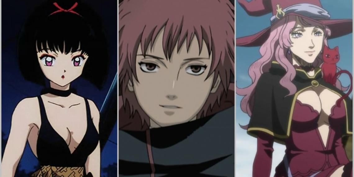 Karakter Anime Kuat Yang Mempunyai Kekuatan Benang