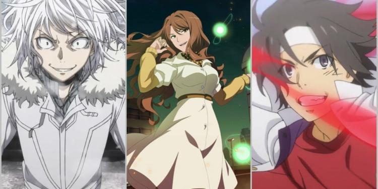 Karakter Esper Level 5 Di Toaru Majutsu No Index