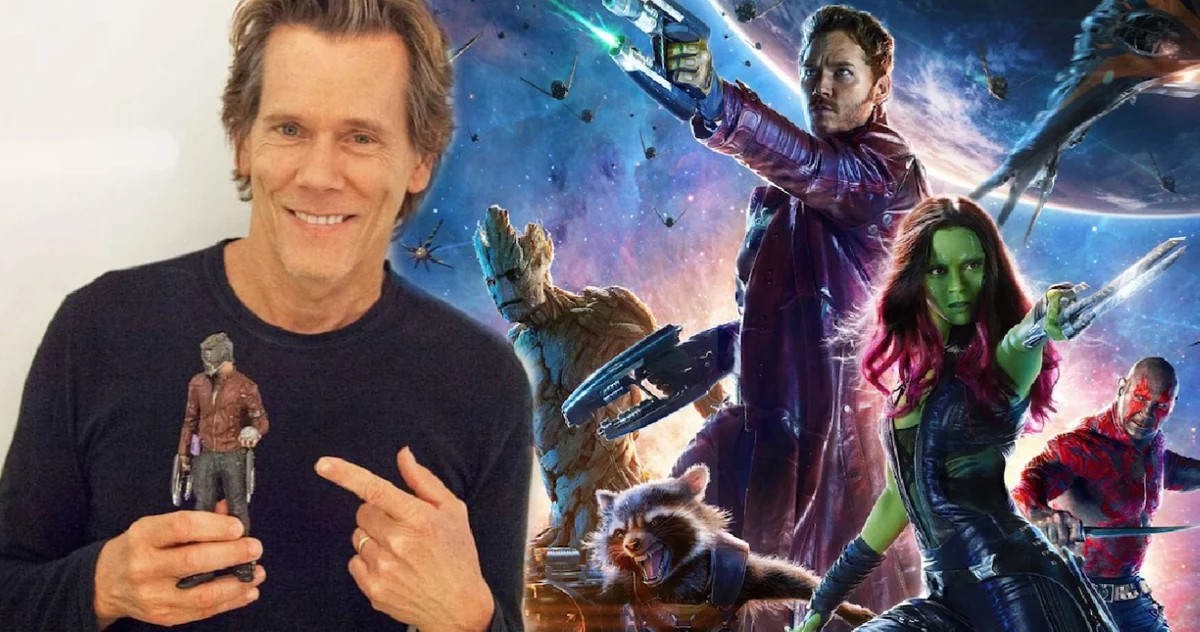 Kevin Bacon Guardians Of The Galaxy 3