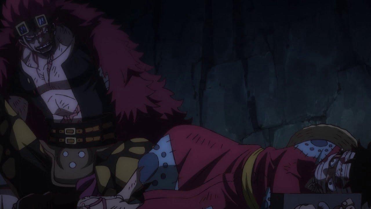 Kid Menghantam Big Mom, Membahas Manga One Piece Chapter 1013
