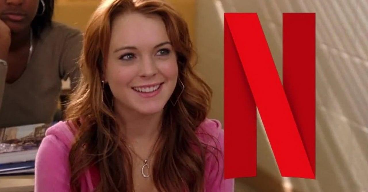 Lindsay Lohan Rom-Com Netflix