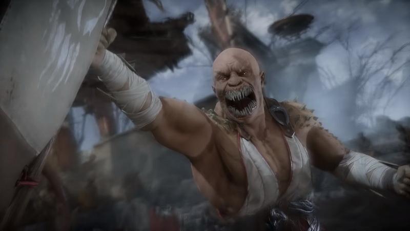 Mortal Kombat 11 Baraka Guide 1