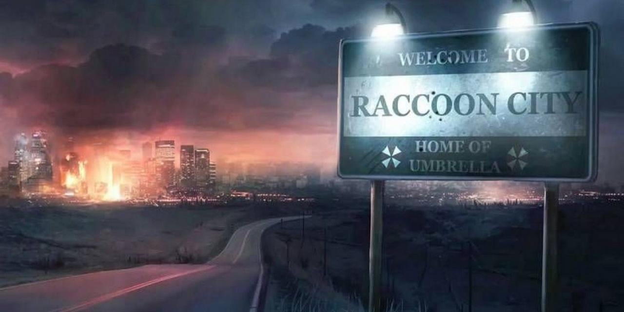 Resident evil racoon re-shoot