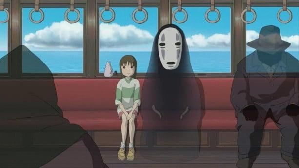 Sen To Chihiro No Kamikakushi + Rekomendasi Anime Supernatural