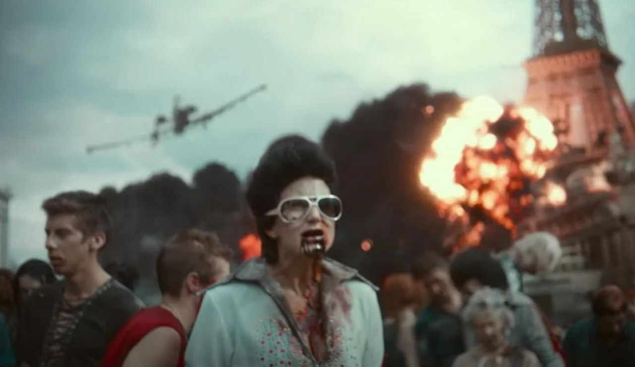 Sekolah zombie Army of the Dead