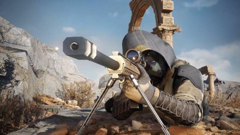 Spesifikasi Pc Sniper Ghost Warrior Contract 2