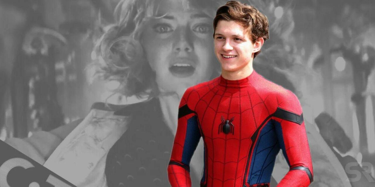 Emma stone spider-man no way home