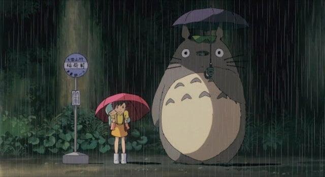 Tonari No Totoro + Rekomendasi Anime Supernatural