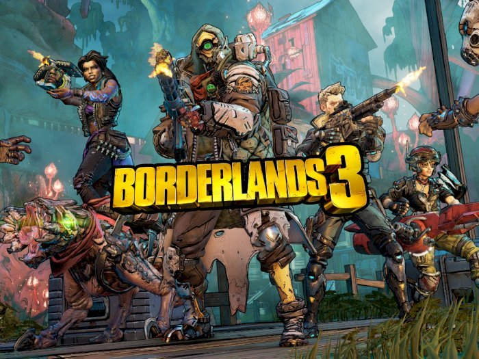 Biaya Epic Games Borderlands 3