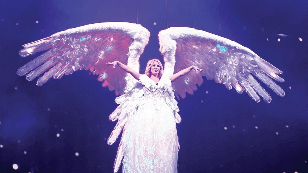 Pentas Musikal Britney Spears